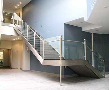 stainless steel railings mass