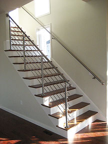 steel railings NH